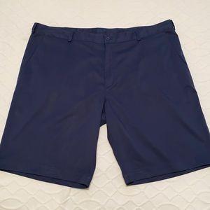 Nike Golf Dri-Fit Men's Blue Golf Shorts - Size 42